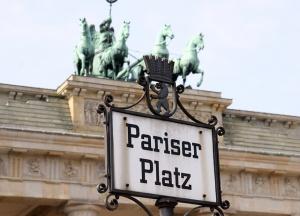 Pariser Platz en Berlín
