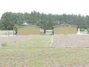 Barracones en Sachsenhausen